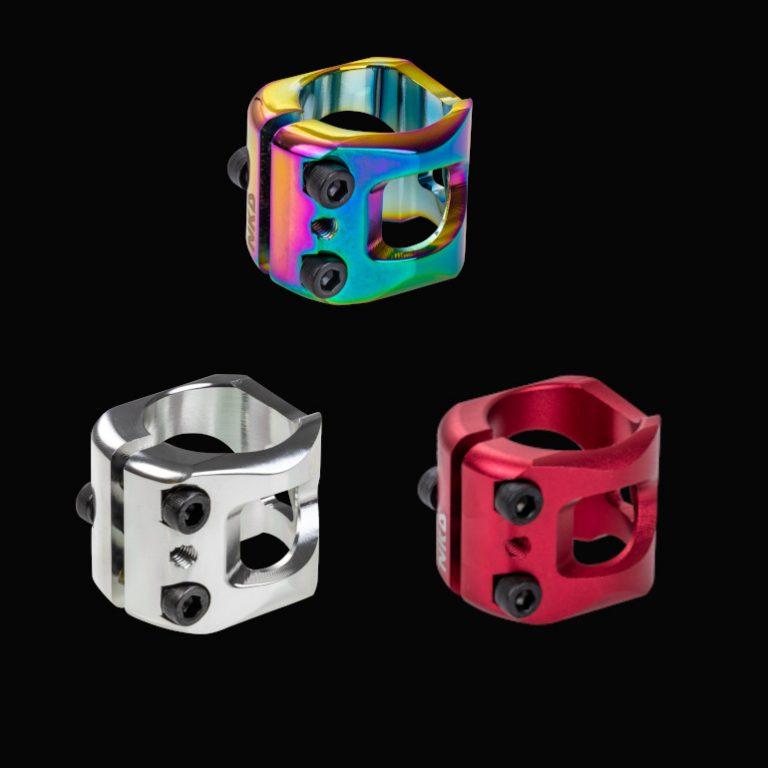 nitro clamp design