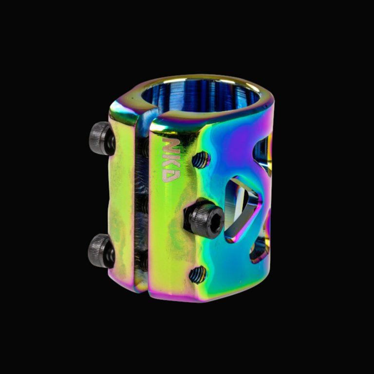 octane clamp rainbow
