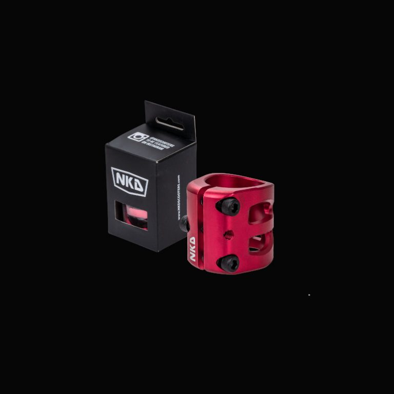 rally clamp redbox
