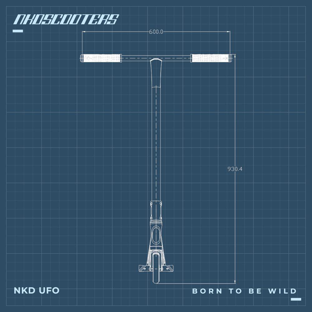ufo forfra